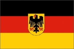 Germany (With Eagle)