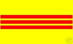 Old South Vietnam Flag
