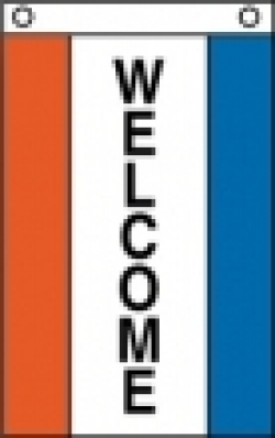 Welcome (Vertical)