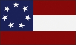 Stars and Bars Flag