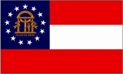 Georgia State Flag (New)